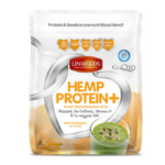 Bag of Lindwoods Hemp Protein with Probiotics